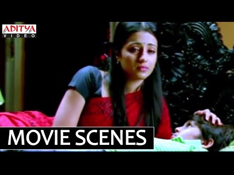 Bodyguard  Movie Climax  Scene - Trisha, Venkatesh,Sidhu
