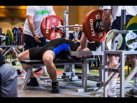Bench Press Bar Path and Elbow Flare