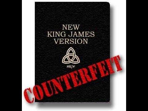 The Not-King James Version (NKJV) vs. The KJV - YouTube