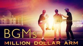 Million Dollar Arm BGMs   Jukebox   IndianMovieBGMs