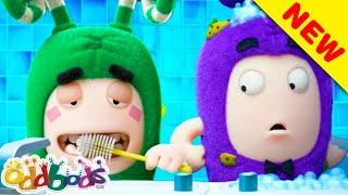 ODDBODS   Emergency Clean Up   Cartoon for Kids