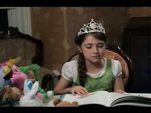 Young Fiona Finalist - Brigid