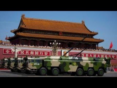 Fallout from China's economic slowdown