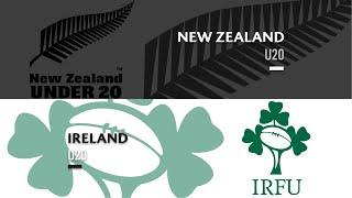 World Rugby U20 Championship 2019 - Ireland U20 v New Zealand U20
