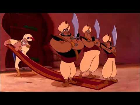 le prince aladin black M (music montage video)