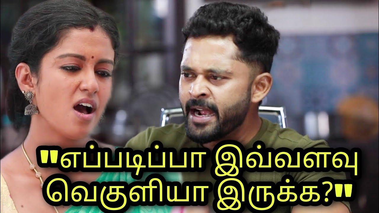 Download Barathi Kannamma Promo semma twist | 18.10.2021 today episode preview | Vijay Tv