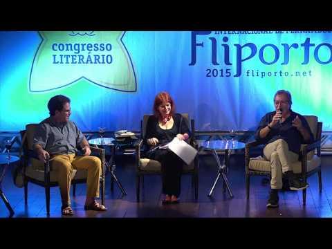 3 - Sérgio Godinho e Ioram Melcer, com mediação de Norma Couri.