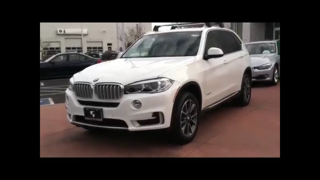 2014 bmw x5 xdrive35i xline (start up, in depth tour, and review