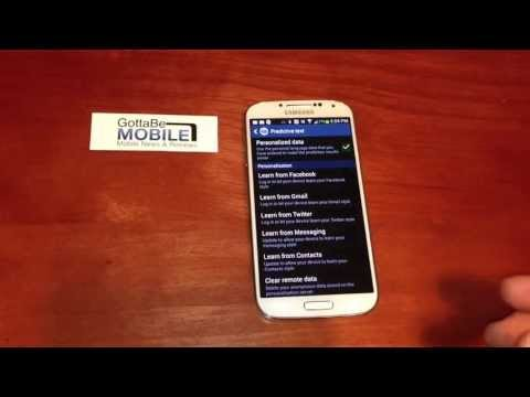Supercharge the Samsung Galaxy S4 Keyboard