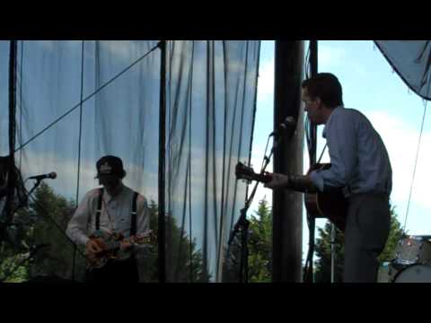 Justin Townes Earle - live at No Depression Festival