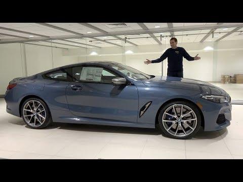 BMW 8 серии 2019 года - это новая флагманская модель BMW