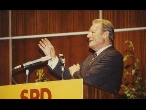 Zeitreise: Hommage an Willy Brandt