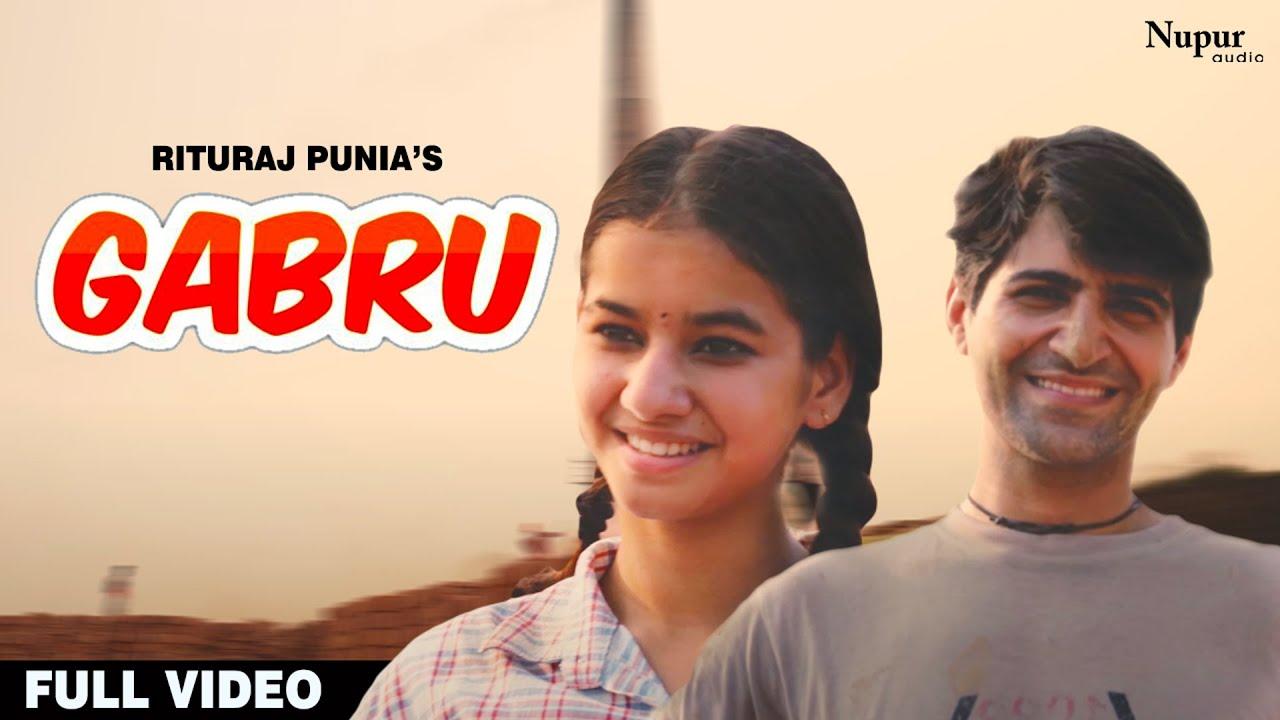 GABRU - Amit Pahel, Tanu Rawat   Rituraj Punia   New Haryanvi Songs Haryanavi 2021