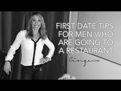 First Date Tips for Men Who are Going to a Restaurant - Orange County Matchmaker Katy Clark from YouTube · Duration:  3 minutes 12 seconds