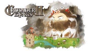 Мечте на встречу! Завоевание Азерота #5?| Crusader Kings II | Быков | Попытка