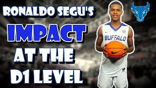 How Will Ronaldo Segu PERFORM At The D1 LEVEL?! | Official Player Breakdown