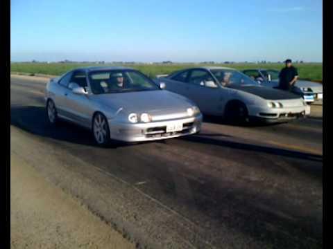 96 Acura Integra Ls Vs