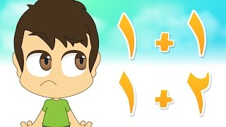 Learn Addition for Kids (Number 1) - Math for Kids with Zakaria