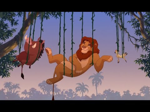 The Lion King 3 Best Scene Part 89    [HD] Quality