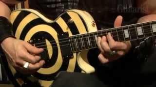 Como fazer uma guitarra choraR !!!