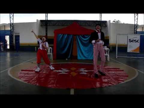 """Gartuito - Apresentação do espetáculo """"Circo do K'Os - Os Clássicos da Palhaçaria em sessão única no Cineteatro São Luiz"""