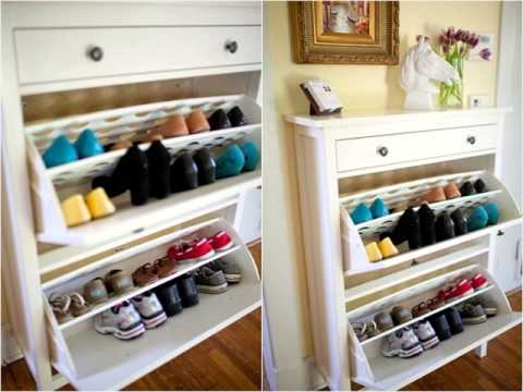 Entryway Benches With Shoe Storage - Entryway Shoe Storage & Entryway Benches With Shoe Storage - Entryway Shoe Storage - YouTube