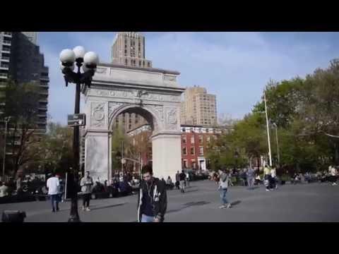 Washington Square Park Tour - New York City