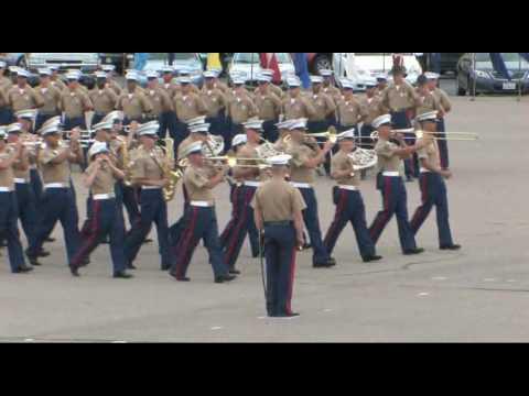 God Bless America - Marine Band San Diego