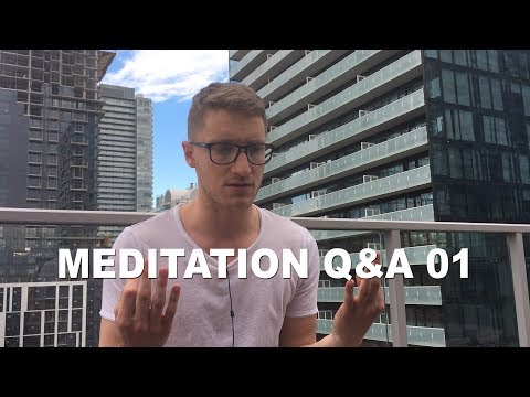 Meditation Q&A 1: Questions From r/Meditation