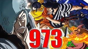 FINALLY! The HUGE SECRET REVEALED! - One Piece Chapter 973