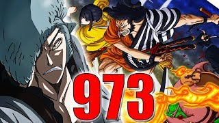 FINALLY! The HUGE SECRET REVEALED! - One Piece Chapter 973