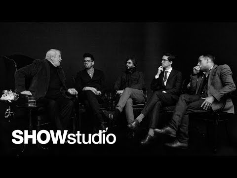 SHOWstudio: Jil Sander - Menswear Autumn/Winter 2013 Panel D