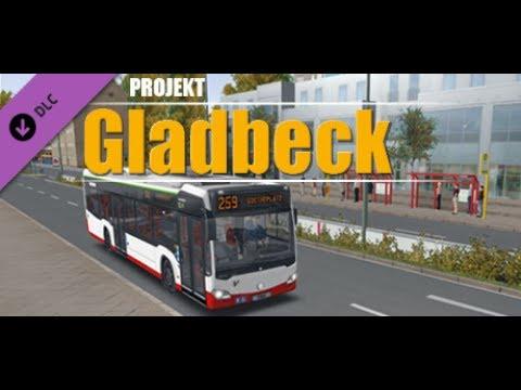 omsi 2: gladbeck: line 264 bottorp - ZOB (mercedes citaro 12 meter) |