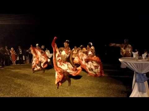 Cultural mauritius dance