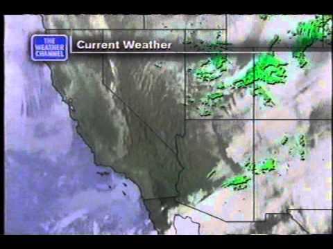TWC Christmas Classic National Local Forecast #7