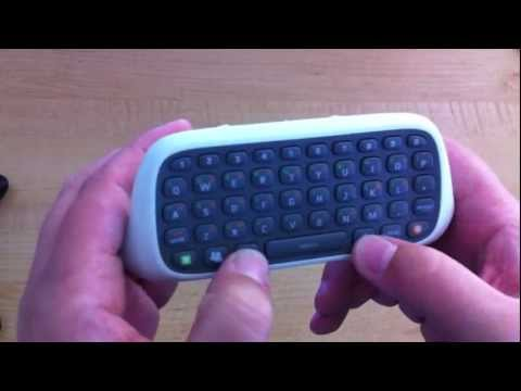 Review:Xbox 360 Chat Pad