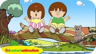 Kutahu Dunia Air (katak, berang berang, buaya) - Kastari Animation Official