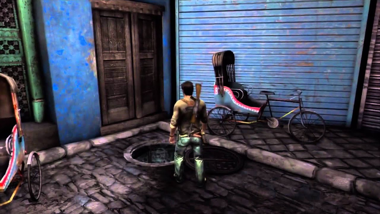 uncharted 2 among thieves easter eggs hd youtube - Images Of Easter Eggs 2