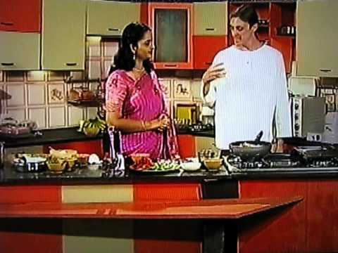 "Chef Sanders on ""Rucci"" (or Taste) on Indian TV"
