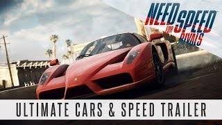 Need for Speed Rivals Trailer - Ultimate Cars, Speed and Rivalry
