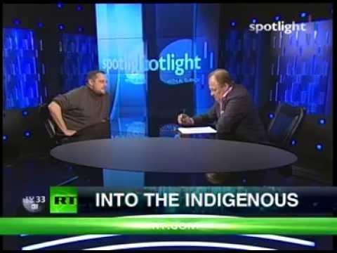 Timothy Allen - Russia Today Spotlight Interview