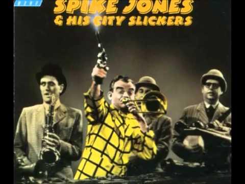 Spike Jones & his City Slickers - Ghost Riders in the Sky