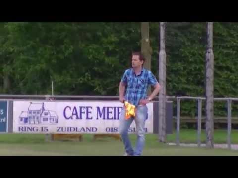 Laatste wedstrijd trainer/coach-koppel Lodewijk/Theo