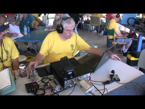ARRL Field Day 2014 St Petersburg Amateur Radio Club SPARC
