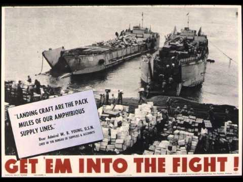 Words at War: Lifeline / Lend Lease Weapon for Victory / The Navy Hunts the CGR 3070