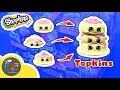 Shopkins Season 7, Topkins Full đầu Tiên được Tìm Thấy - ToyStation 130