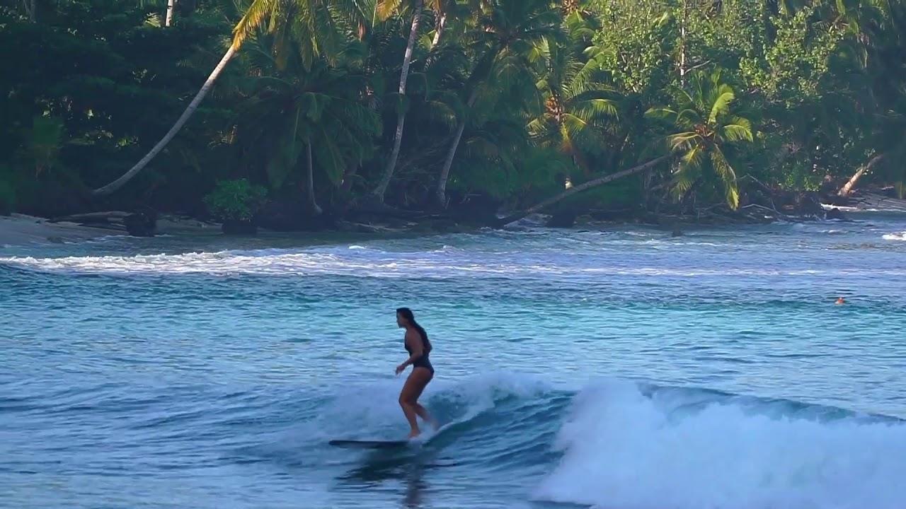 Rosie Jaffurs x Alaia Mentawai