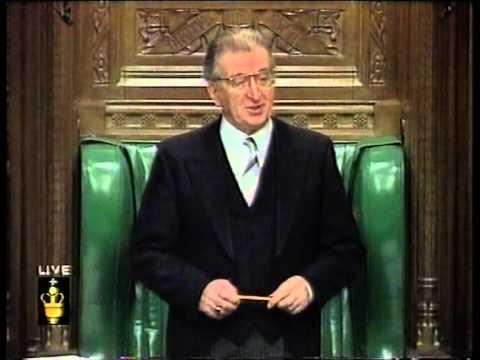 House of Commons - Dennis Skinner point of order