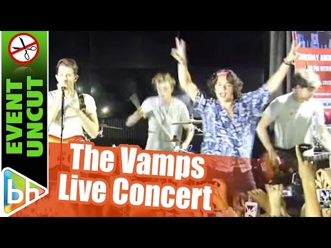 The Vamps Live Concert With Vishal Dadlani | Shekhar Ravjiani | Event Uncut