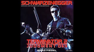 Terminator 2 OST Recreation - Unreleased Themes (Part 2)